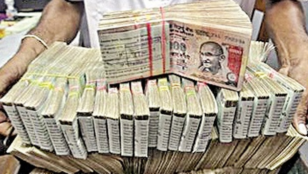 Why has RBI not yet given no. of scrapped notes?