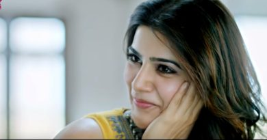 Samantha's exit from films?