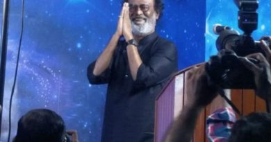 My whole life has been a miracle: Rajinikanth