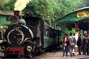 Toy train service in Darjeeling hills to resume from Oct 25