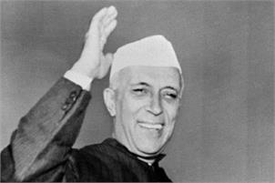 VP, PM pay tributes to Nehru on birth anniversary