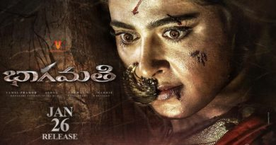 'Bhaagamathie' Review: Sweety's show!