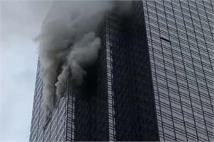 1 dead, 6 injured in Trump Tower fire