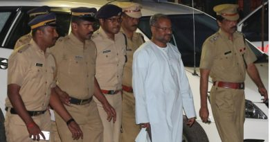 Bishop arrested in Kerala on charges of raping nun: police