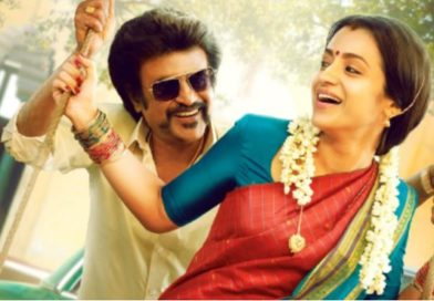 Rajinikanth and trisha in Petta!